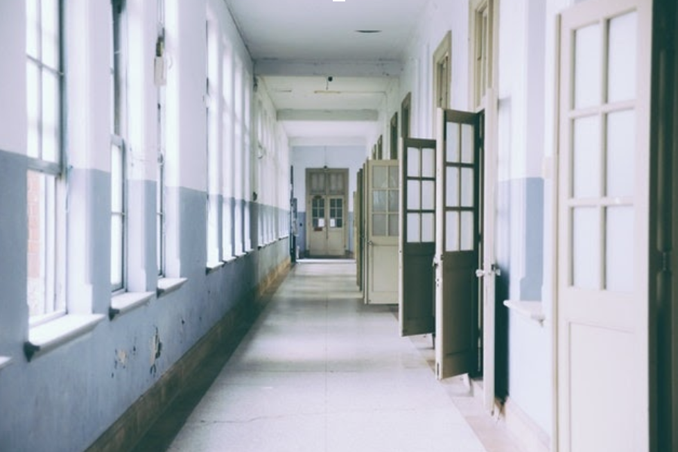 empty high school